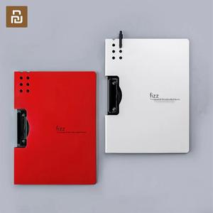 Image 1 - New Youpin Fizz Horizontal A4 Folder Matte Texture Portable Pad Portable Pen Tray Thicken Briefcase School Office Supplies