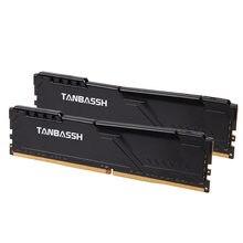 Tanbassh DDR4 Ram 4Gb 8Gb 16Gb DDR3 Ram 1333 1600 Memoria Ram 2133 2400 2666 Rgb Geheugen desktop Dimm Met Koellichaam