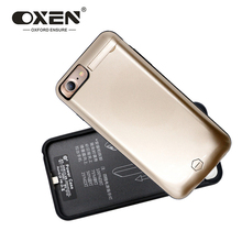OXEN For iPhone 6 6s 7 8 Battery Charger Case High Capacity Power Bank External Charging Case Phone Accessories