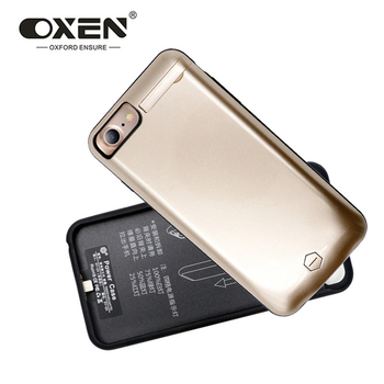 OXEN For iPhone 6 6s 7 8 Battery Charger Case High Capacity Power Bank External Charging