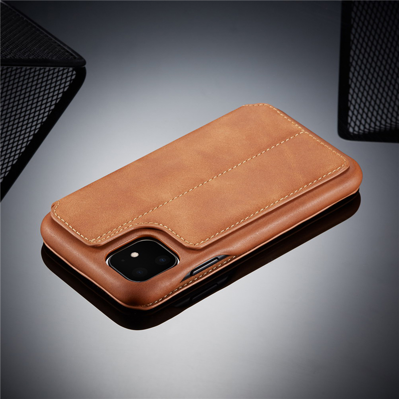 Fashion Card Holder with Stand Case for iPhone 11/11 Pro/11 Pro Max 13