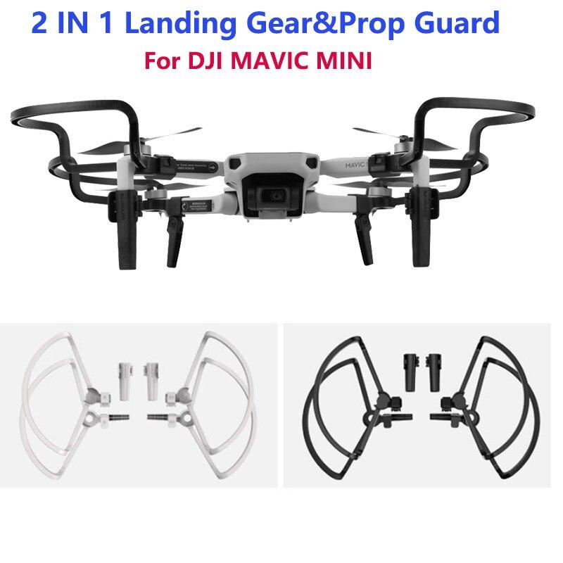 2in-1-protections-d'helice-avec-trains-d'atterrissage-helices-bagues-de-protection-protecteurs-pour-dji-font-b-mavic-b-font-mini-drone-accessoires