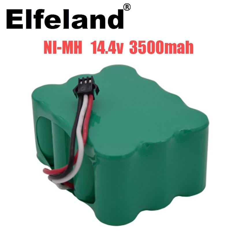 Elfeland 14,4 V Ni-Mh akku SC 3500mAH SM kehren roboter für KV8 XR510 XR210A XR210B XR510A XR510B XR510C 510D