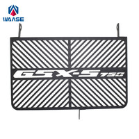 waase For Suzuki GSXS750 GSX S750 GSXS GSX S 750 2015 2016 2017 2018 2019 Radiator Protective Cover Grill Guard Grille Protector