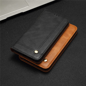Image 5 - Leather Case for RedMi Note 9S 9 8T 7 8 Pro 9A 9C Max K30 Magnet Flip Book Case Cover on For Xiao Mi 9T 9 Note 10 Pro A3 Lite