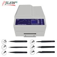 T-937 2300W Welding area 306*322mm Desktop Leadfree Reflow Oven Infrared IC Heater Reflow Solder Oven BGA SMD SMT Rework Station