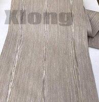 2 peças/lote l: 2.5 metro largura: 55cm espessura: 0.2mm tecnologia folheado de madeira altifalante kin|Acessórios de móveis| |  -