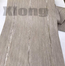 2Pieces/Lot L:2.5Meter Width:55cm Thickness:0.2mm Technology Wood Veneer Loudspeaker Kin