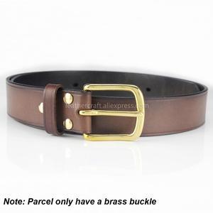 Image 5 - Одноштырьковая пряжка для ремня из твердой латуни, одноштырьковая Пряжка для кожаного ремесла, сумка для джинсов, тесьма для ошейника для собаки