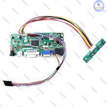 E qstore: שימוש חוזר LTN133AT23 803 1366X768 Lcd מסך תצוגה Lvds בקר נהג לוח ממיר Diy צג ערכת HDMI תואם