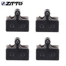 4Pairs ZTTO Bicycle Parts MTB Mountain Bike Semi-metallic Brake Pads For parts M985 m988 m785 m615 m666 m675 XT XTR SLX цена