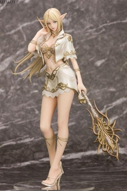 Hot Japanse Anime Elf Vrouwelijke Mage Met Wapen Skytube Tony Meisjes 1/7 Schaal Pvc Action Figure Collectible Model Toys Brinquedos