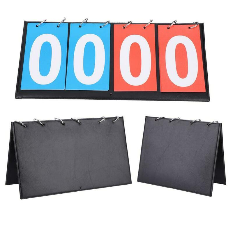 Multi Digits Competition Scoreboard Basketball Sports Score Boards For Tennis Badminton Football Portable Gym Equipment Quality