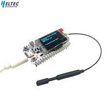 Heltec IOT lora узел ESP32 WiFi Lora V2/ ASR650x ASR6501 SX1262 Lora/STM32 L151CCU6 Lora 868MHz 915MHz для Arduino