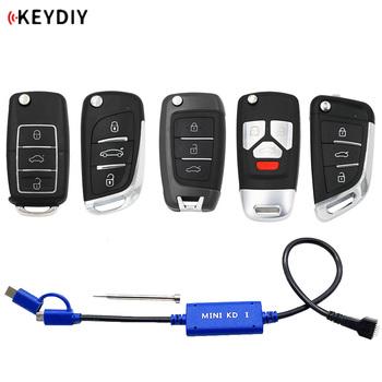 KEYDIY Mini KD Key Generator piloty magazyn w twój telefon wsparcie Android zrobić więcej niż 1000 Auto piloty podobne KD900 tanie i dobre opinie ecusells CN (pochodzenie) NEWEST 24cm plastical+metal Auto key programmer 0 1kg 10cm