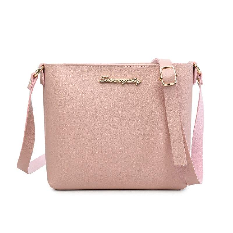Bags for Women 2019 New Simple Women handbags Messenger Bag Retro Casual Small Fresh Small Square Bag Wholesale|Shoulder Bags| - AliExpress