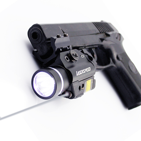 liga de aluminio verde infravermelho vermelho dot gun laser tatico pistola lanterna alta lumen combo
