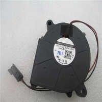 2 piezas ventilador para ADDA AB06013MB150000 13V 0.2A 09T 6013 60X60X13MM 6cm ventilador de 2 líneas