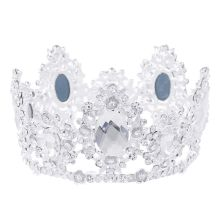 Wedding Crown For Bridal Headpiece  Baroque Crystal Tiaras And Crowns Bride Tiara Wedding Hair Accessories
