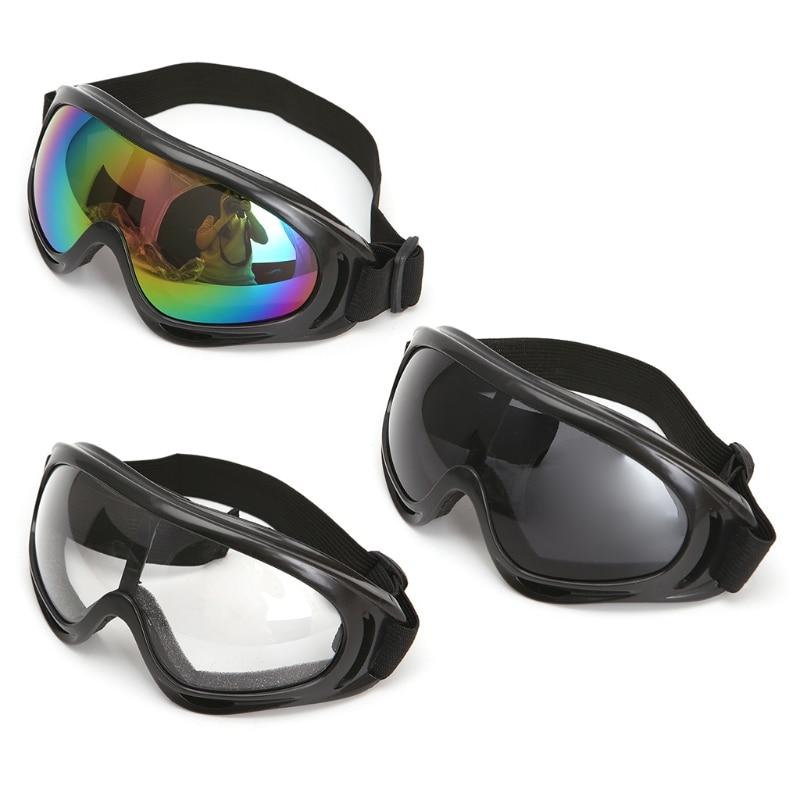 Outdoor Safety Glasses Goggles Windbreak Sandproof Eye Protector Skiing Eyewear