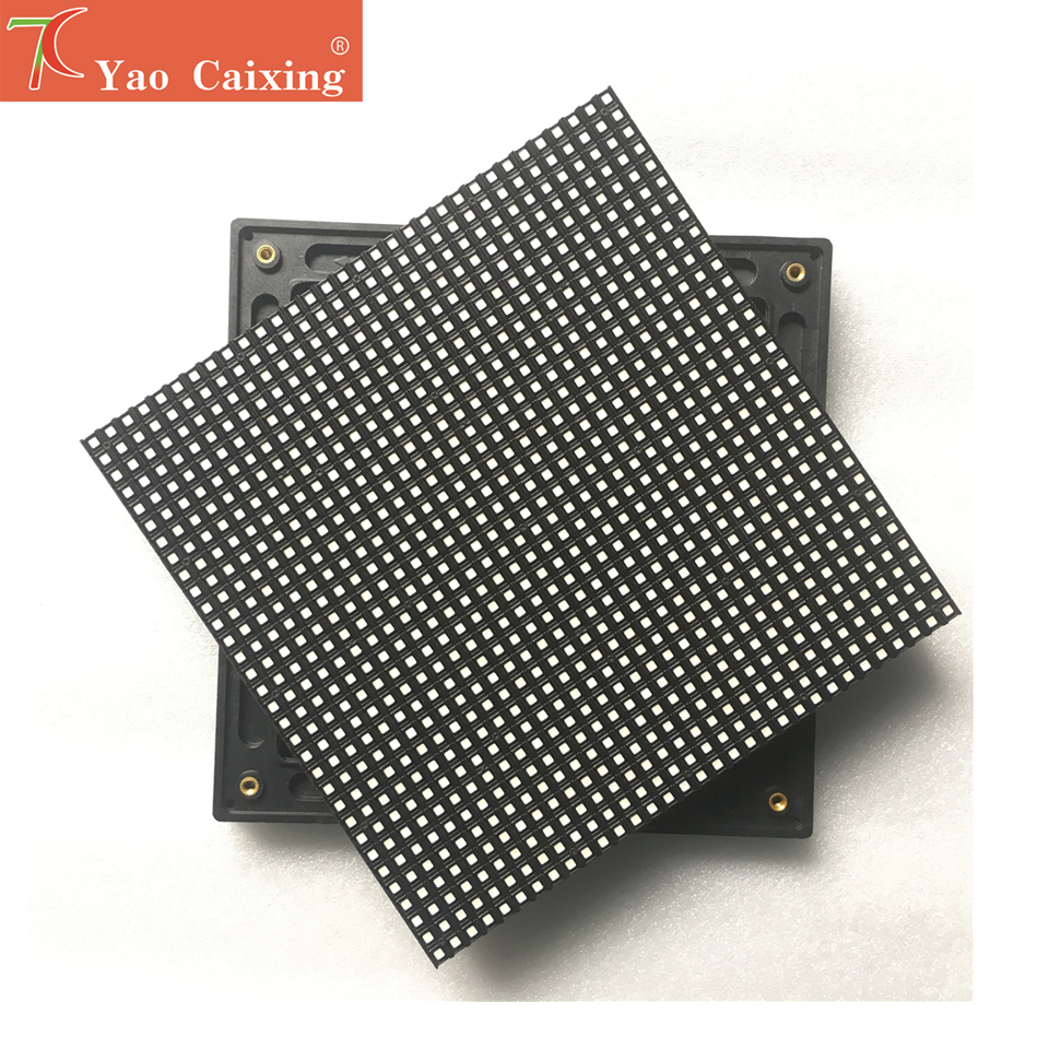 Free Shipping High Brightness P6 Outdoor Waterproof Full Color Size 192mmx192mm Led Matrix Module