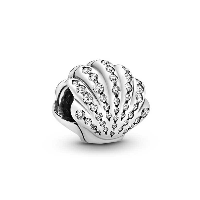 Pandora encantos pulseiras diy jóias feminino prata original grânulo jóias acessórios de prata 925 pena roda gigante pingente