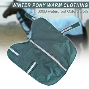 Rug Horse Sheet Wrap Equestrian-Supplies Warm-Cover Cosy Around Reflective Oxford Waterproof