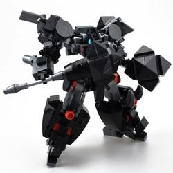 Blocos de construção de mech, brinquedos para crianças, armadura, robôs, figura de anime modelo 14cm, figura de ação, 353 peças bonecas, bonecas