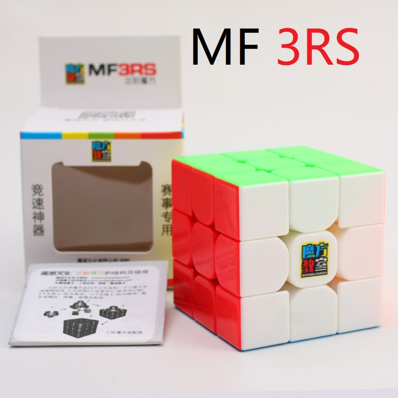 MoYu MF3RS Cubing Classroom 3x3x3 Magic Cube Stickerless Cubo Magico 3x3 Mf3rs Magic Cube Toys For Children