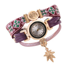 Wristwatches Women Fashion Small And Delicate European Beauty Simple Casual Vintage Style Watch Wristwatches For Ladies