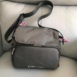Женская сумка на лямках KEDANISON, брендовая сумка bimbaylola, сумка через плечо bimba y lola