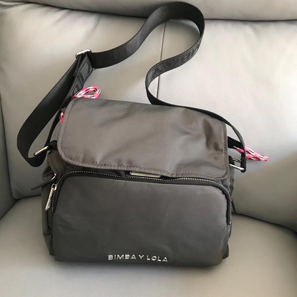 KEDANISON Lady Sling Bag Brand Bimbaylola  Bag Bimba Y Lola Crossbody Bag