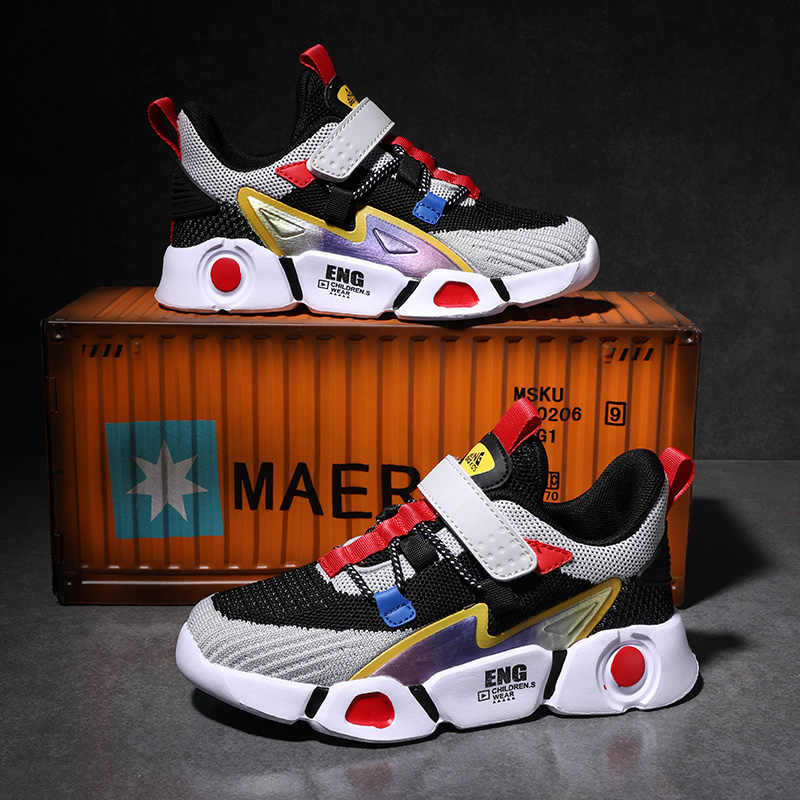 2020 new youth sports shoes fashionable shoes      size 7