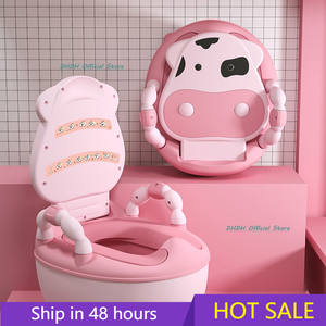 Baby Potty Toilet-Seat Kids Chair Training Portable Child Multifunction Girls