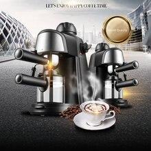 Полуавтоматическая кофеварка для эспрессо 110 В 220 5 бар 800