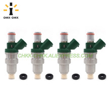 CHKK-CHKK Car Accessory 23250-11110 23209-11110 fuel injector for TOYOTA NA Tercel 1994 Paseo 1994~1995 1.5L 5E-FE