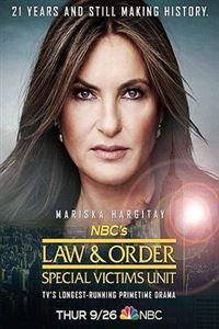法律与秩序:特殊受害者 第二十一季[更新至2集]
