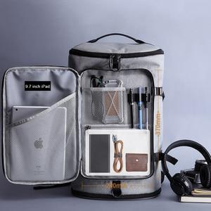 Image 1 - KAKA 40L Men Backpack 15.6 Laptop bag Shoes Backpack Travel Sports Fitness Bags For Women Teenagers School Bagpack Rucksack
