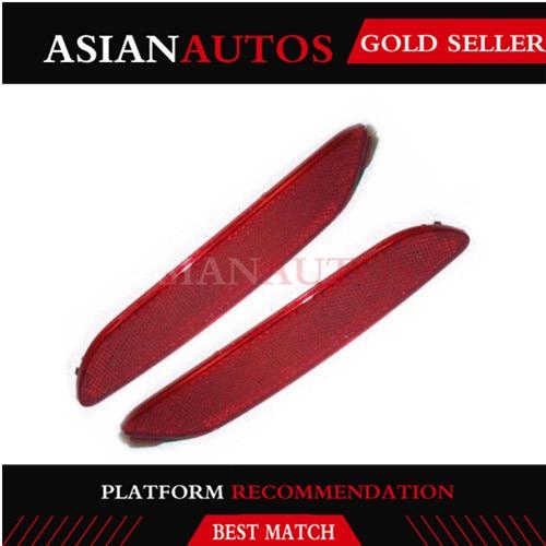 esquerda direita refletor amortecedor traseiro conjunto para sorento 2007 2009 924703e550 924803e550 refletor amortecedor traseiro