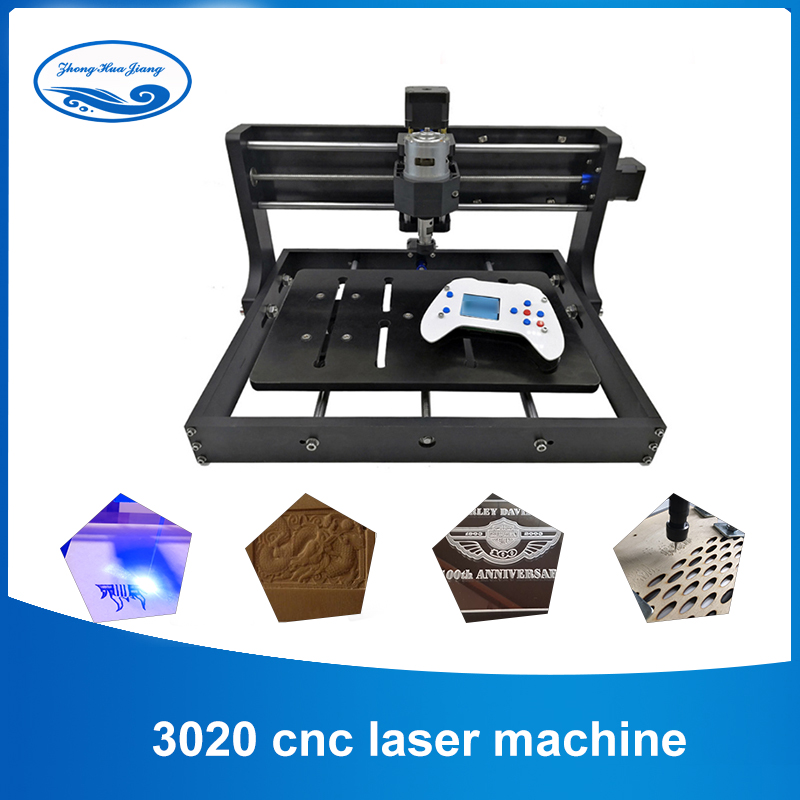 CNC 3020 Laser Engraver GRBL Control Diy Wood CNC Router Machine For Pcb Wood Router Craved On Metal With Offline Control