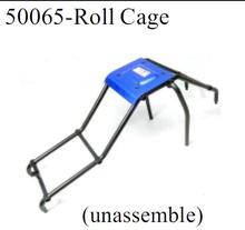 HSP RACING RC CAR upgrade spare parts accessories 50065. Rolling cage for HSP 1/5 gas truck 94050 and BAJA 94054 94054-4WD 2pcs 050012w 050012 50054 aluminium alloy rod suitable for rc car 1 5 hsp 94050 gasoline car accessories free shipping