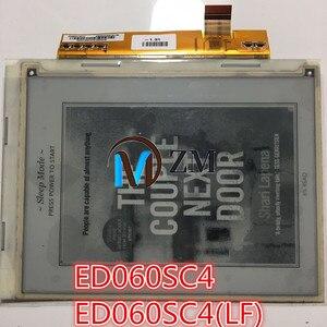 Оригинальный ЖК-экран ED060SC4 ED060SC4(LF), 6-дюймовый ЖК-экран с электронными чернилами для Pocketbook 301/603/611/612/613, для PRS-505 Kindle 2