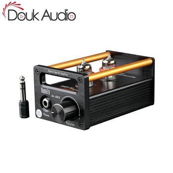 Douk Audio Mini Pure Class A Hybrid Tube Headphone Amplifier USB DAC HiFi Stereo Audio Preamp