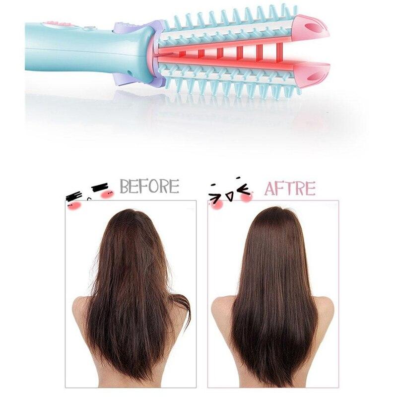 Modelador de cabelo elétrico curling ferros secadores