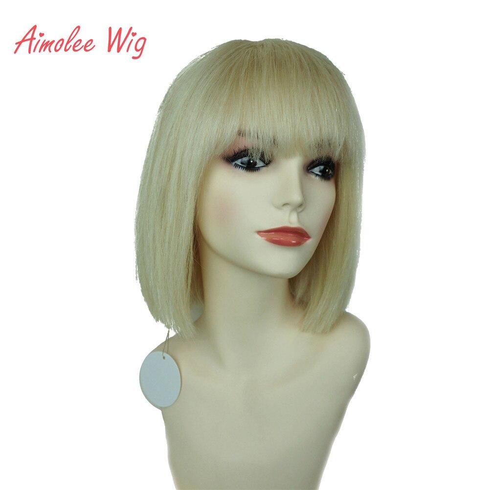 aimolee peruca de cabelo humano feminino bob 04