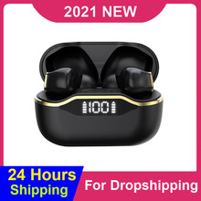 TWS Wireless Headphone Bluetooth 5.0 Earphones 9D Stereo Earbuds With Mic For Iphones Huawei Samsung Xiaomi Sport Headset