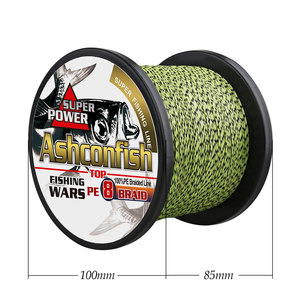 Image 5 - Fishing line 1500m 2000M super pe 8 Strands spot line mix color braided line fishing wire strong cord 8 300LBS 0.12  0.8 1.0mm