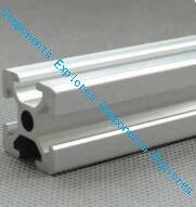 415 мм Серебристые Al профили для HyperCube Evolution 3D печатные части серебристого цвета, 2 шт./лот