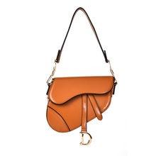 Luxury Mini Saddle Bag for Women 2021Small Handbag Luxury Designers Fashion Crossbody