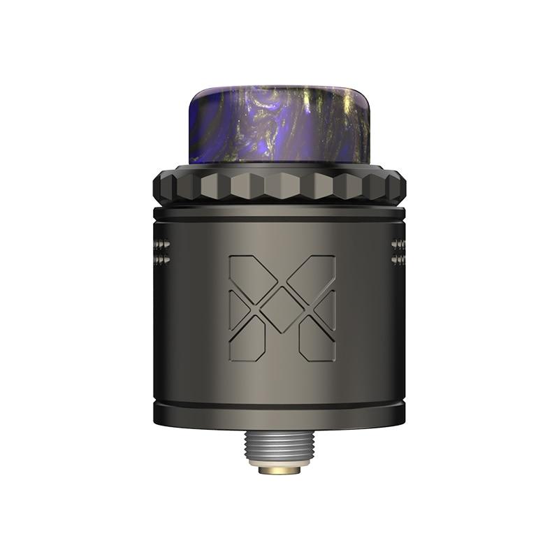 Image 4 - Original Vandy Vape Mesh V2 RDA Tank Electronic Cigarette  Vandyvape Atomizer 2ml M V2 RDA with A1 Ni80 Dual SS316L M  WireElectronic Cigarette Accessories